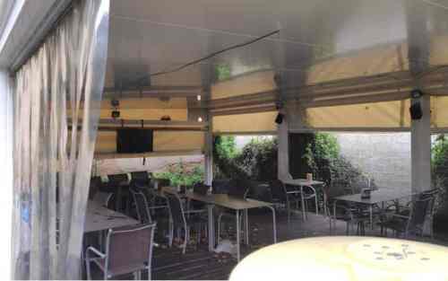 Carpa de segunda mano para terraza en Balaguer - Lleida - Catalunya
