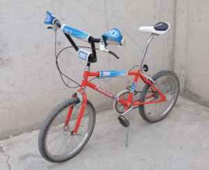 Venda d'una bicicleta de cross BH CALIFORNIA de segona mà. El mític model dels 90 en perfecte estat a cabauoportunitats.com Balaguer - Lleida - Catalunya