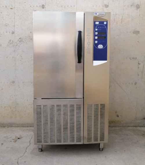 Abatidor de temperatura ELECTROLUX AIR-O-CHILL de segona mà en venda a cabauoportunitats.com Balaguer - Lleida - Catalunya