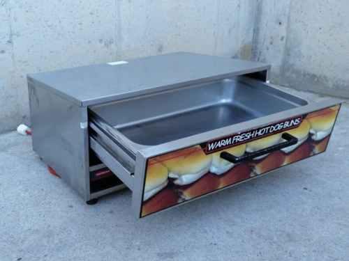 Calaix escalfador de panets NEMCO de segona mà en venda a cabauoportunitats.com Balaguer - Lleida - Catalunya