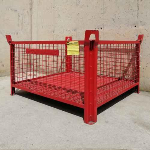 Palot de chapa de acero de 1000kg de capacidad nuevo en venta en cabauoportunitats.com
