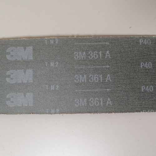 Banda de lijar 30 361 A  P 40 Nueva en venta en cabauoportunitats.com Balaguer - Lleida - Catalunya
