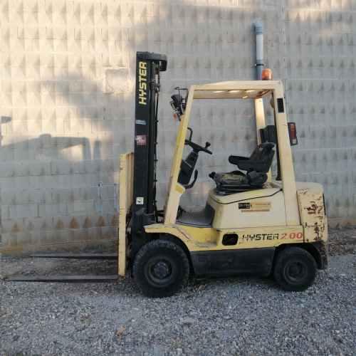 Toro HYSTER H 2.00 XMS de 2000kg de segona mà en venda a cabauoportunitats.com Balaguer - Lleida - Catalunya
