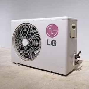 Aire condicionat amb bomba de calor LG amb 6050 kcal/h de segona mà en venda a cabauoportunitats.com Balaguer - Lleida - Catalunya