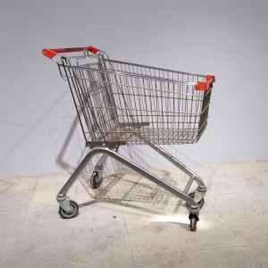 Carro per a botiga tipus caddy de segona mà en venda a cabauoportunitats.com Balaguer - Lleida - Catalunya