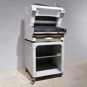 Màquina de tallar pa de segona mà en bon estat en venda a cabauoportunitats.com Balaguer - Lleida - Catalunya