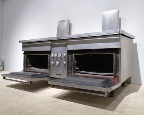 Plancha MAS BAGÀ con fogones y horno de segunda mano en venta en cabauoportunitats.com