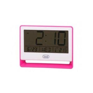 Despertador TREVI SLD-3018 amb termòmetre i calendari nou d'oferta a cabauoportunitats.com Balaguer - Lleida - Catalunya