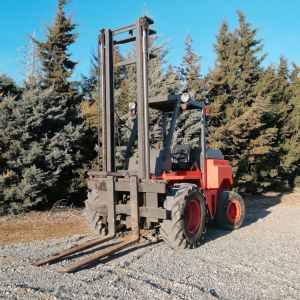 Toro Ausa CVH 20 4x4 de segona mà en bon estat en venda a cabauoportunitats.com Balaguer - Lleida - Catalunya