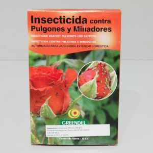 Venda online d'Insecticida antipugó i minadors GREENDEL en pols a cabauoportunitats.com Balaguer - Lleida - Catalunya