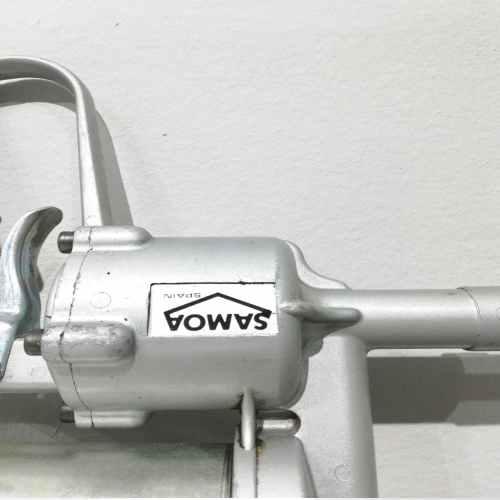 Bomba de greixar pneumàtica SAMOA 75 de segona mà en venda a cabauoportunitats.com Balaguer - Lleida - Catalunya
