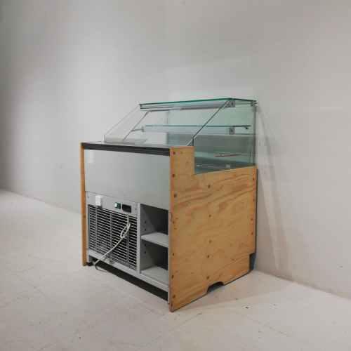 Nevera mostrador de 89cm de segona mà per a botiga en venda a cabauoportunitats.com Balaguer - Lleida - Catalunya