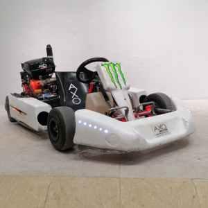 Kart AXO de 420cc de segona mà en bon estat en venda a cabauoportunitats.com Balaguer - Lleida - Catalunya