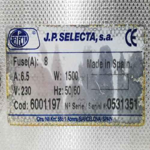Bany maria SELECTA 6 forats de segona mà en venda a cabauoportunitats.com Balaguer - Lleida - Catalunya