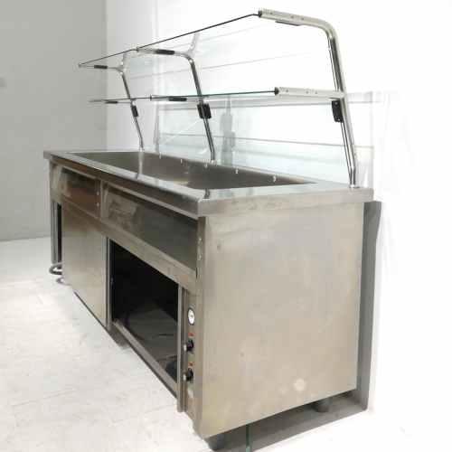 Mostrador expositor calent MBM seminou en venda a cabauoportunitats.com Balaguer - Lleida - Catalunya