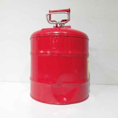 Bidó de seguretat JUSTRITE de 19 litres amb tara estètica en venda a cabauoportuntiats.com Balaguer - Lleida - Catalunya