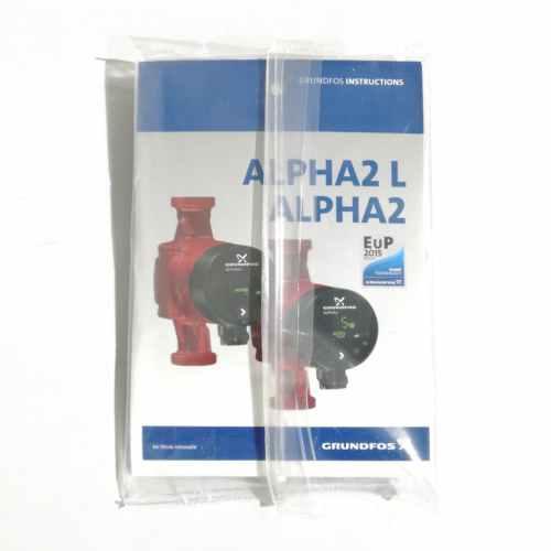 Bomba GRUNDFOS ALPHA2 L 32-60 180 nova en venda a cabauoportunitats.com Balaguer - Lleida -Catalunya
