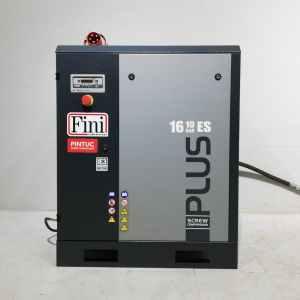 Compressor de cargol FINI PLUS 16-10500 de segona mà en venda a cabauoportunitats.com Balaguer - Lleida - Catalunya