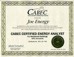CEA Certificate