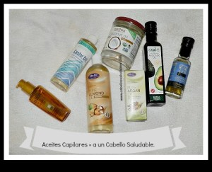 Aceites Capilares, Cabello Saludable
