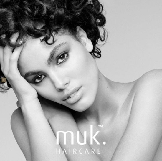 Cruelty free Salon Professional Hair products. muk.