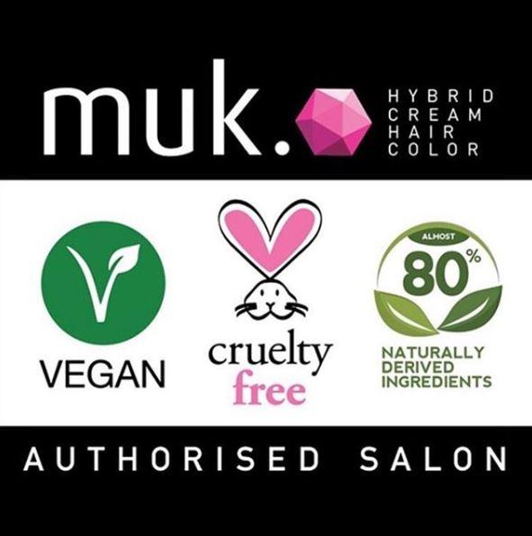 muk. Vegan & Cruelty Free