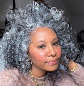 aprenda como tirar tintura do cabelo e deixar grisalho