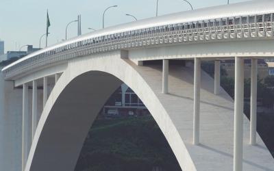Ponte da Amizade (Foto Acervo DNIT)