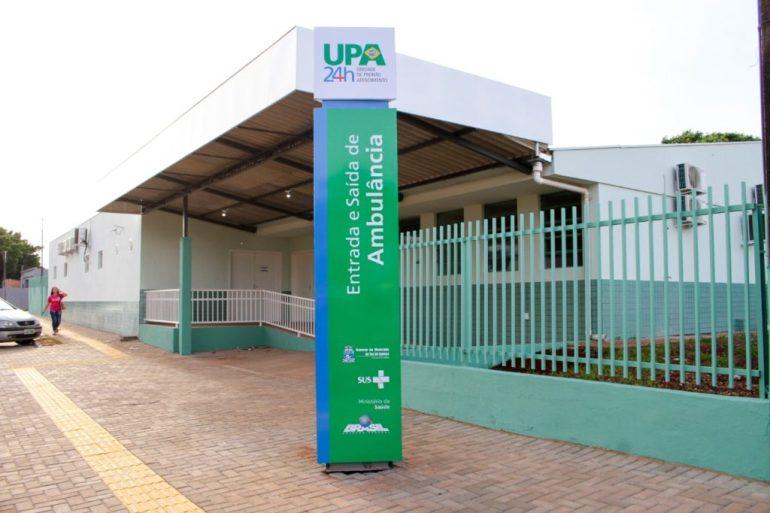 UPA morumbi