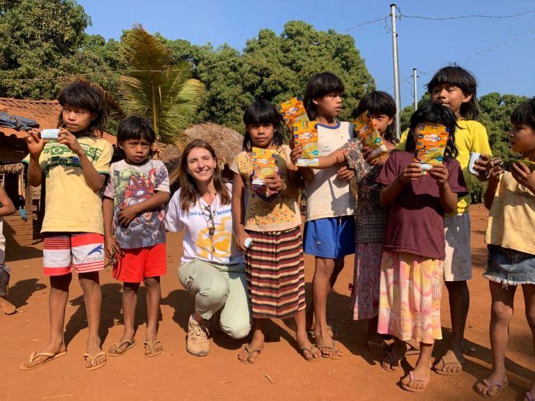 Comunidade indigena