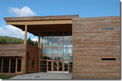 Dalby Forest visitor centre