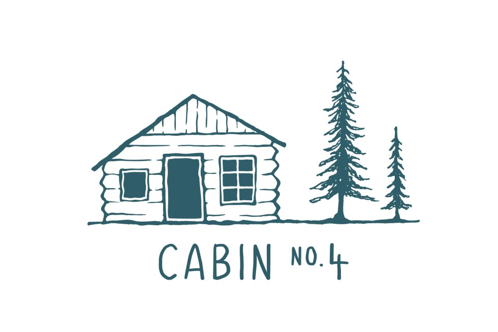 Cabin No. 4 logo