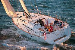 Beneteau 47, BVI, Caribbean Sailing
