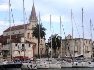 Milna, Croatia Sailing