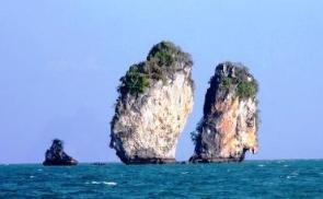 Phang Nga Bay, Thailand Sailing