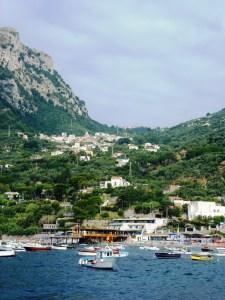 Marina de Cantone, Nerrano, Sailing Amalfi Coast, Italy