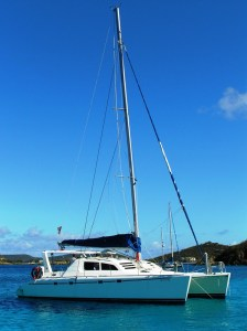 British Virgin Islands, Caribbean Sailing