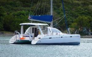 Lagoon Catamaran 40