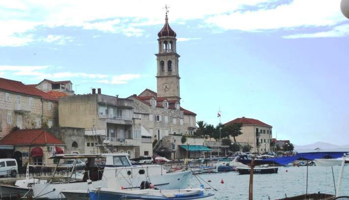 Sutivan, Brac island, Croatia Sailing