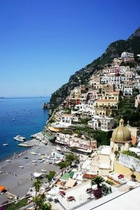 Positano, Italy Sailing