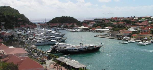 St. Barth, Gustavia, Caribbean Sailing