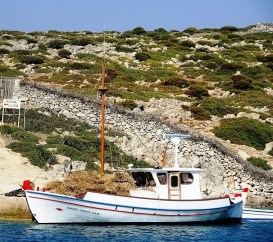 CCS Sail, N. Dodecanese, Greece