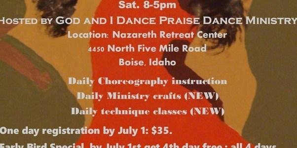 Praise Dance Ministry