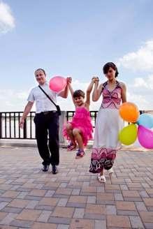 семья, родители,ребенок,счастье,шары