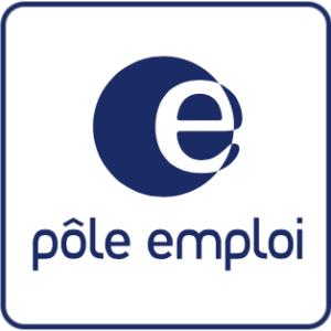 Logo Références Clients - Pôle Emploi - Cabinet Social, Stéphanie LADEL