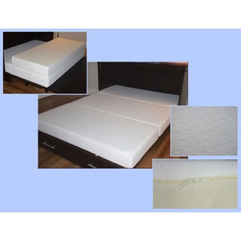 Memory Foam Mattress Folding