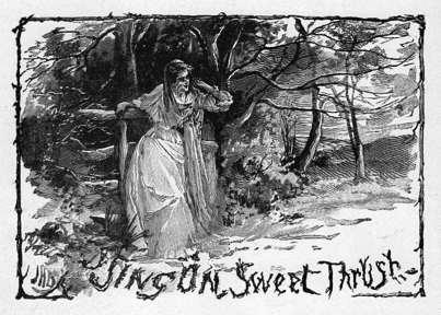 Sing On, Sweet Thrush