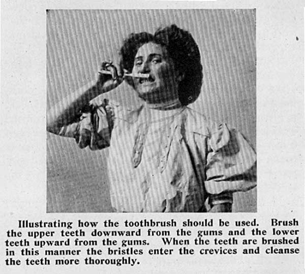 Brushing the Teeth