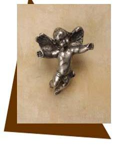 Anne at Home Cherub  Cabinet Knob