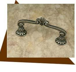 Anne At Home  Corinthia Straight Cabinet Pull